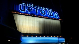 The Uptown Cinema in Lower Queen Anne.